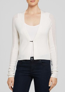 Elie Tahari Michele Merino Wool Sweater