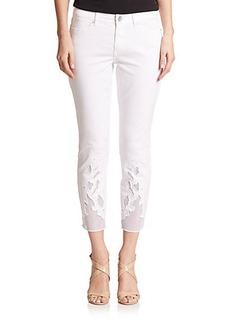 Elie Tahari Mona Jeans