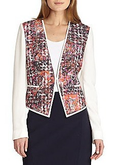 Elie Tahari Monique Jacket