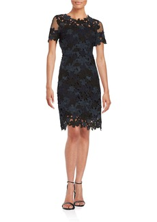 ELIE TAHARI Ophelia Lace Dress