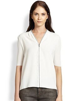 Elie Tahari Paris Blouse