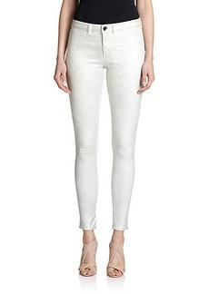 Elie Tahari Patterned Azella Jeans