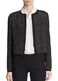 Elie Tahari Pearson Tweed Jacket