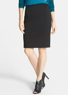 Elie Tahari 'Penelope' Double Knit Pencil Skirt