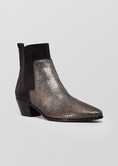 Elie Tahari Pointed Toe Ankle Booties - Positano