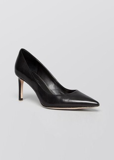 Elie Tahari Pointed Toe Pumps - Destry