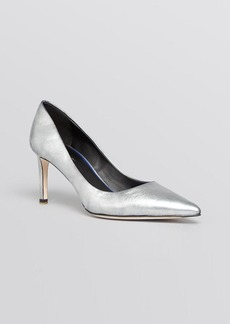 Elie Tahari Pointed Toe Pumps - Destry High Heel