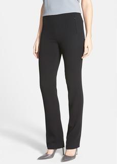 Elie Tahari 'Rae' Zip Pocket Crepe Pants