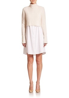 Elie Tahari Raleigh Knit Dress