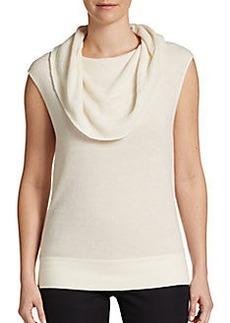 Elie Tahari Sandrina Cashmere/Silk Sweater