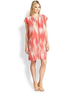 Elie Tahari Silk Dallas Dress