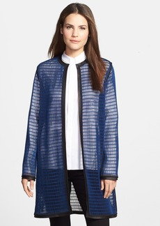 Elie Tahari 'Soho' Reversible Coat