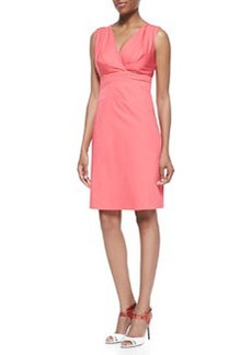 Elie Tahari Sonya Sleeveless Sheath Dress