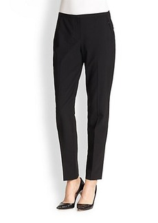 Elie Tahari Stretch Wool Jillian Pants