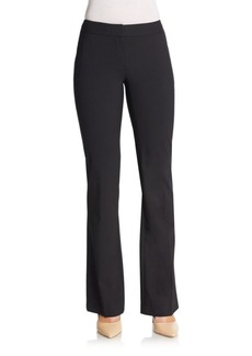 Elie Tahari Stretch Wool Theora Pants