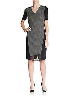 Elie Tahari Telese Sheath Dress