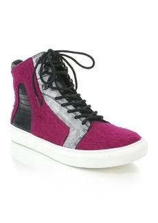 Elie Tahari Vortex High Top Sneakers