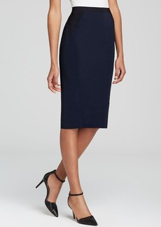 Elie Tahari Willow Maureen Color Block Pencil Skirt - Bloomingdale's Exclusive