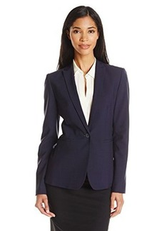 Elie Tahari Women's Darcy Seasonless Wool Blazer