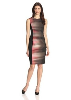 Elie Tahari Women's Isabella Printed Dress