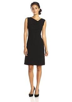 Elie Tahari Women's Maize Dress, Black, 12