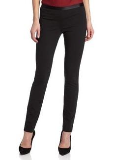 Elie Tahari Women's Nova Double-Knit skinny Pant