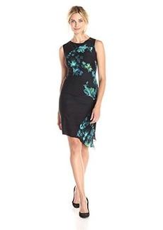 Elie Tahari Women's Wynn Dress, Black, 6