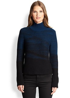 Elie Tahari Wool/Cashmere Warner Sweater