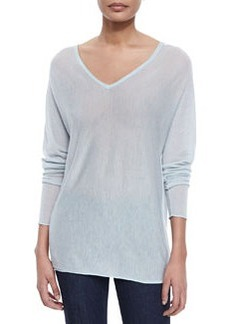 Harvey Cashmere Sweater, Mint   Harvey Cashmere Sweater, Mint