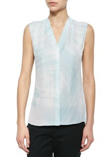 Hayden Silk Sleeveless Tunic   Hayden Silk Sleeveless Tunic