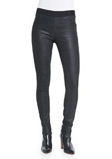 Kidman Coated Denim Leggings   Kidman Coated Denim Leggings