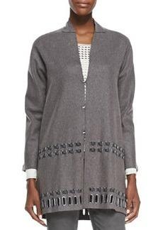 Leann Wool-Blend Coat   Leann Wool-Blend Coat