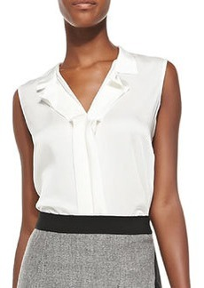 Marlow Sleeveless Georgette Blouse   Marlow Sleeveless Georgette Blouse