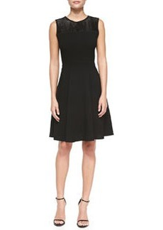 Ophelia Sleeveless A-line Dress   Ophelia Sleeveless A-line Dress