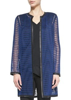 Reversible Mesh Soho Coat   Reversible Mesh Soho Coat