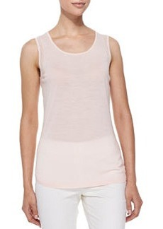 Trinity Scoop-Neck Merino Tank   Trinity Scoop-Neck Merino Tank