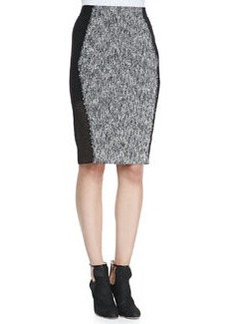 Willow Tweed Pencil Skirt   Willow Tweed Pencil Skirt
