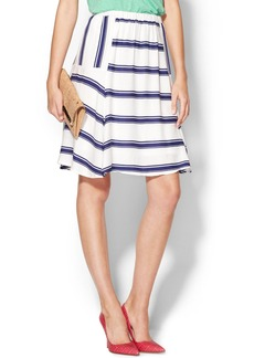 Ella Moss Anabel Striped Skirt