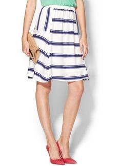 Ella Moss Anabel Striped Skirt