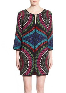 Ella Moss 'Aurora' Print Shift Dress