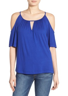 Ella Moss 'Bella' Cold Shoulder Top