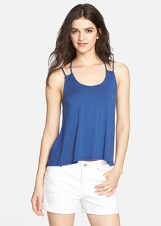 Ella Moss 'Bella' Cross Back Tank