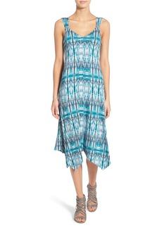 Ella Moss 'Bella' Stretch Jersey Midi Dress