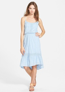 Ella Moss 'Blanca' Blouson Midi Dress