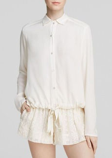 Ella Moss Blouse - Jazmine Button Up