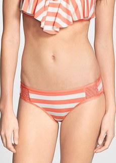 Ella Moss 'Cabana' Stripe Bikini Bottoms