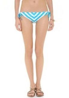 Ella Moss Cabana Stripe Bikini Bottoms