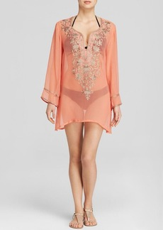 Ella Moss Cabana Swim Cover Up Tunic