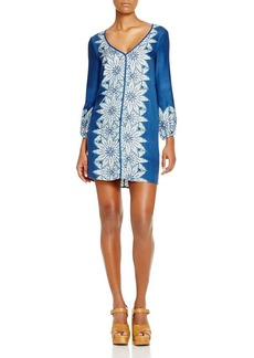 Ella Moss Caprice Printed Shift Dress