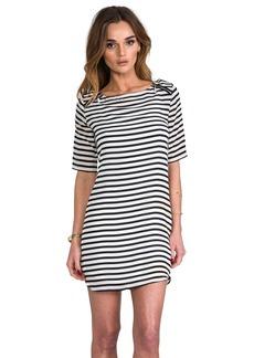 Ella Moss Cara Striped Dress